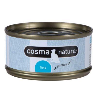 Cofanetto Cuore Cosma Nature 3 x 70 g