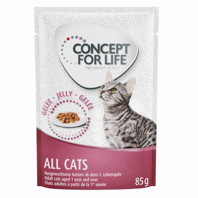 Concept for Life All Cats - in gelatina