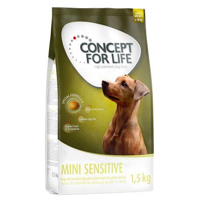 Concept for Life Mini Sensitive