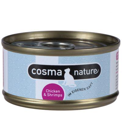 Cosma Nature, 6 x 70 g