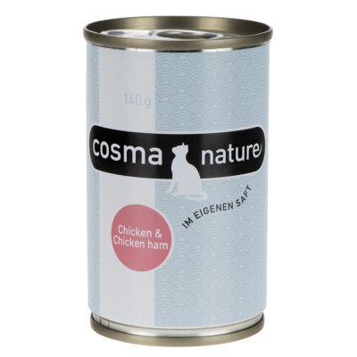 Cosma Nature 6 x 140 g
