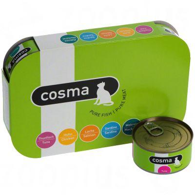 Cosma Original in gelatina 6 x 85 g