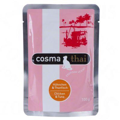 Cosma Thai in busta 24 x 100 g
