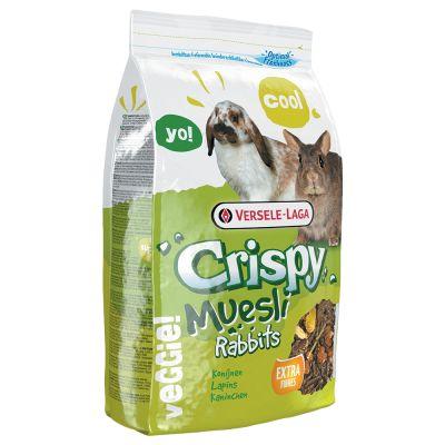 Crispy Müsli -kaninruoka