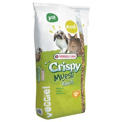 Crispy Müsli per conigli
