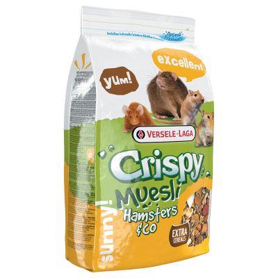 Crispy Müsli per criceti & co.