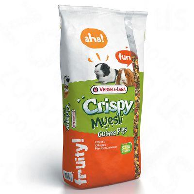 Crispy Müsli per porcellini d'India