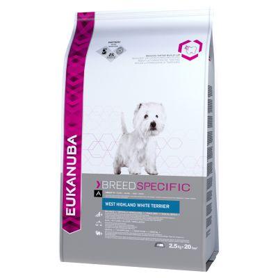 Croquettes Eukanuba Adult Breed Specific 2 à 12 kg à - 10 % !