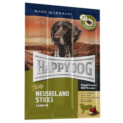 Croquettes Happy Dog Supreme Sensible 12,5 kg + bâtonnets Happy Dog Tasty offerts !