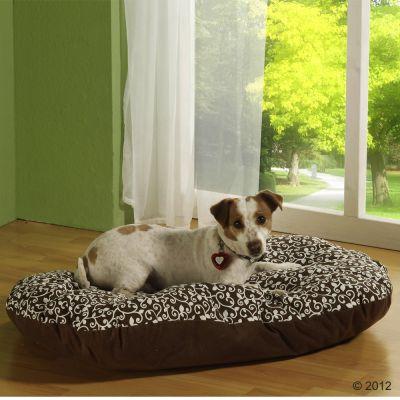 Cuscino di farro Aumüller Barock - marrone