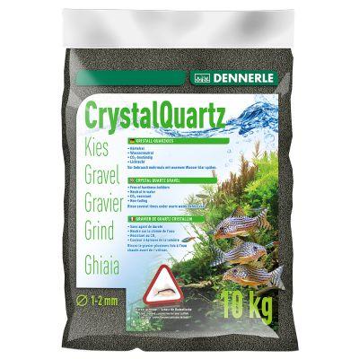 Dennerle Ghiaia di quarzo cristallino 10 kg