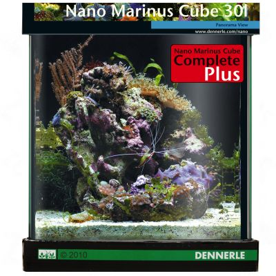 Dennerle Nano Marinus Cube Complete PLUS 30 Liter