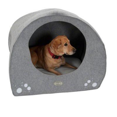 Dog Igloo - Grey