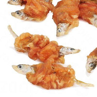 Dokas Pierś z kurczaka z rybą