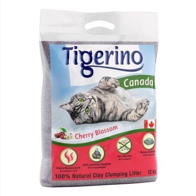 Doppi Punti Fedeltà: 2 x 12 kg Tigerino Canada