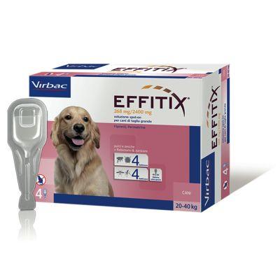 Effitix per cani da 20 a 40 kg
