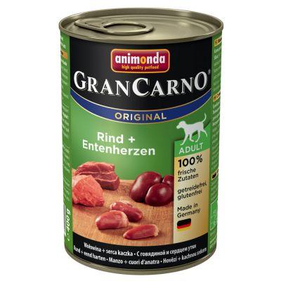 Ekonomično pakiranje Animonda GranCarno Original 24 x 400 g