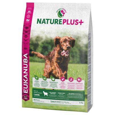 Eukanuba NaturePlus+ Puppy Agnello