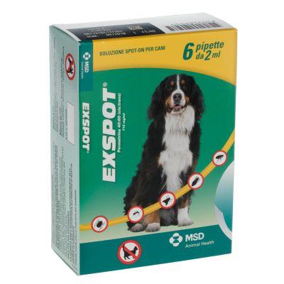 Exspot Spot on per cani