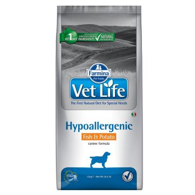 Farmina Vet Life Hypoallergenic Canine Formula Pesce&Patate
