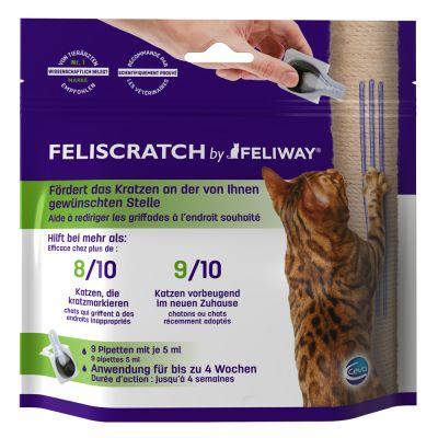 Feliway FeliScratch syntetyczny feromon F.I.S