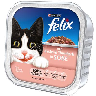 Felix Chunks in Gravy 32 x 100g