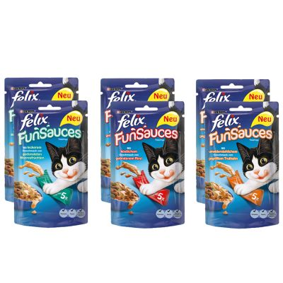 Felix FunSauces Mixed Pack