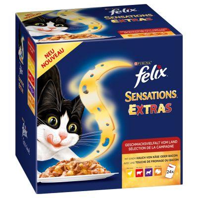 Felix Sensations Extra 24 x 100 g