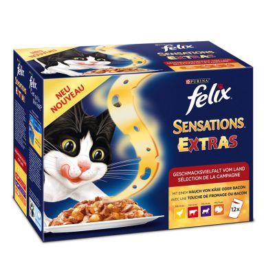 Felix Sensations Extra 12 x 100 g