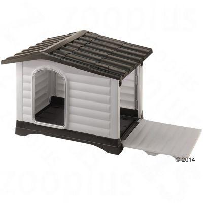 Ferplast Dogvilla Plastic Dog Kennel