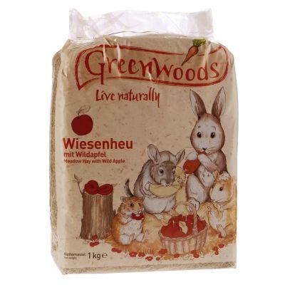 Fieno di prato Greenwoods