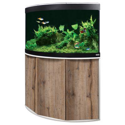 Fluval Aquarium-Eck-Kombination Venezia 190