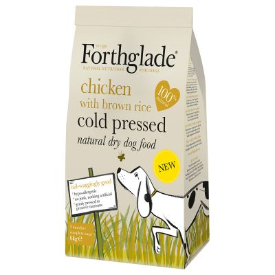 Forthglade Cold Pressed Dog Food Chicken Free P Amp P 49