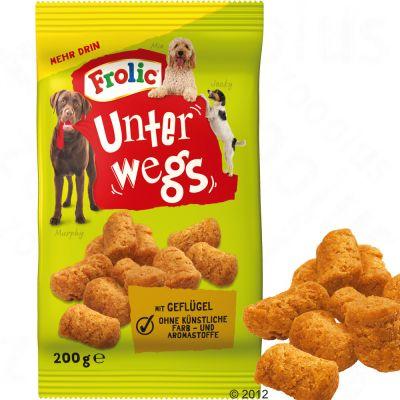 Frolic snack da passeggio al Pollo