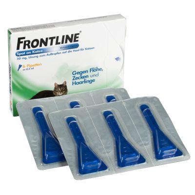 Frontline® Spot on Katze
