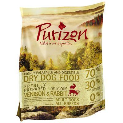 400 g / 1 kg Purizon granuly za výhodnú cenu!