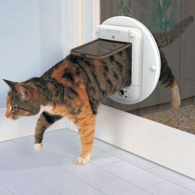 Gattaiola Cat Mate con microchip 360W