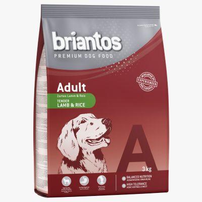 Gemischtes Probierpaket: Briantos Adult 3 x 3 kg