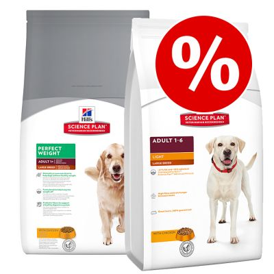 Gemischtes Sparpaket Hill's Canine Adult Large Breed