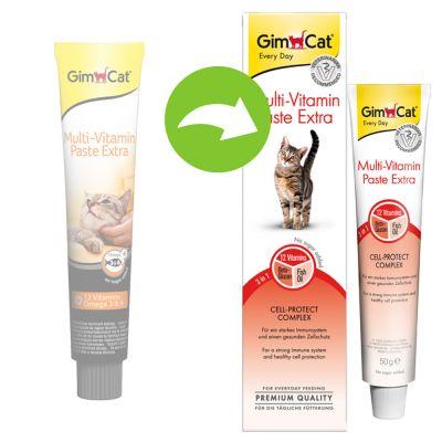GimCat Multi-Vitamin Paste Extra