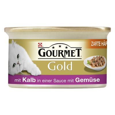 Gourmet Gold Dadini in Salsa 24 x 85 g