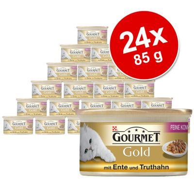 Gourmet Gold Doppio Piacere 24 x 85 g