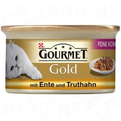 Gourmet Gold Doppio Piacere 12 x 85 g