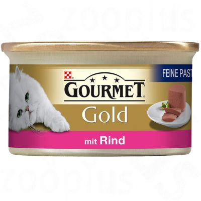 Gourmet Gold Mousse 12 x 85 g