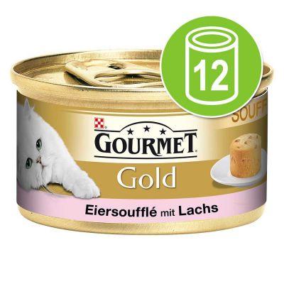 Gourmet Gold Soufflé Selection 12 x 85g