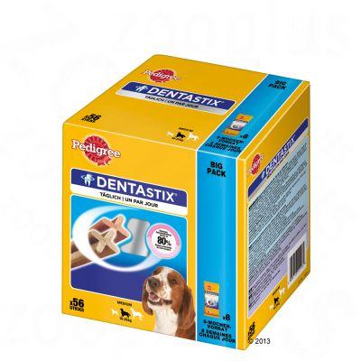 100 + 12 gratis!  - 112 Stuks Pedigree Dentastix