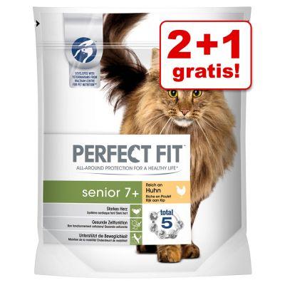 2 + 1 gratis! Perfect Fit 3 x 750 g