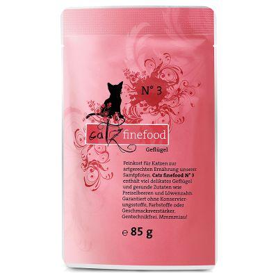 20 + 4 gratis! 24 x 85 g Catz Finefood