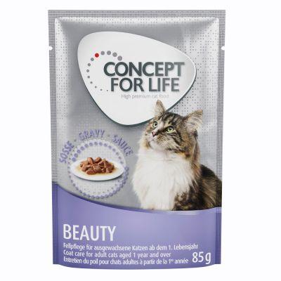 10 + 2 gratis! 12 x 85 g Concept for Life