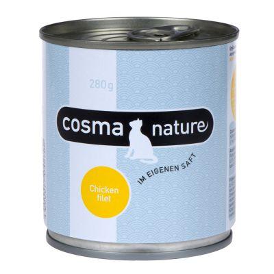 10 + 2 gratis! 12 x 280 g Cosma Nature